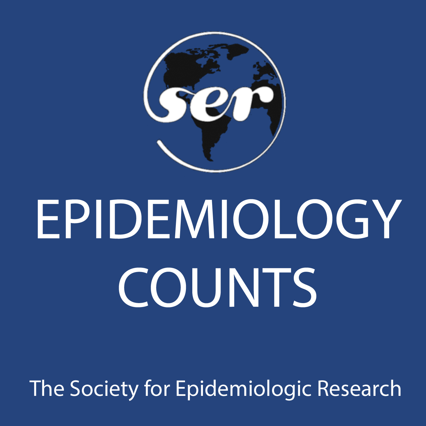 Epidemiology Counts from the Society for Epidemiologic Research Logo